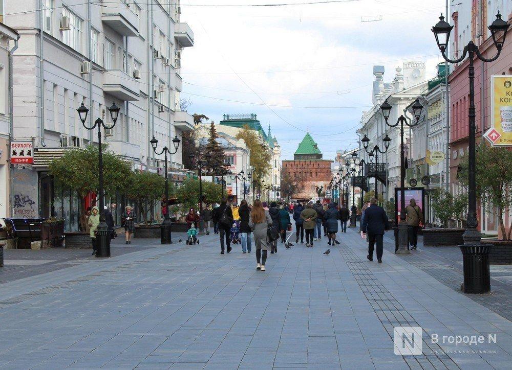 Рекламные вывески поменяют на девяти улицах Нижнего Новгорода - фото 1