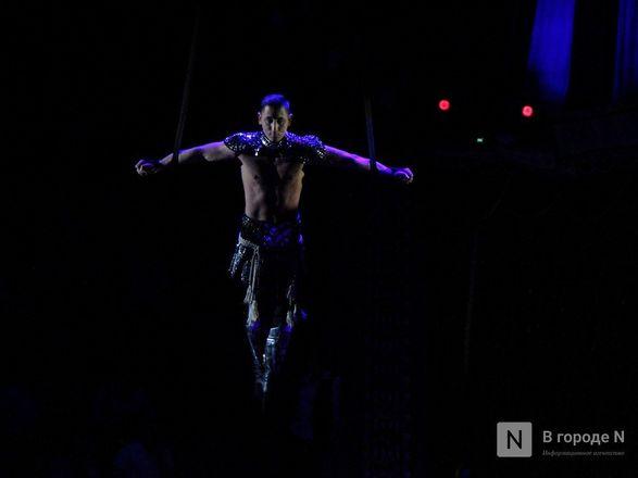 Чудеса «Трансформации» и медвежья кадриль: премьера циркового шоу Гии Эрадзе «БУРЛЕСК» состоялась в Нижнем Новгороде - фото 44