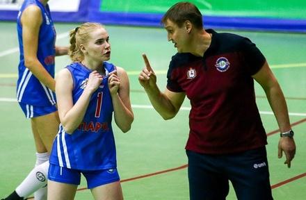 Связующая «Спарты» Татьяна Маркова продлила контракт с клубом