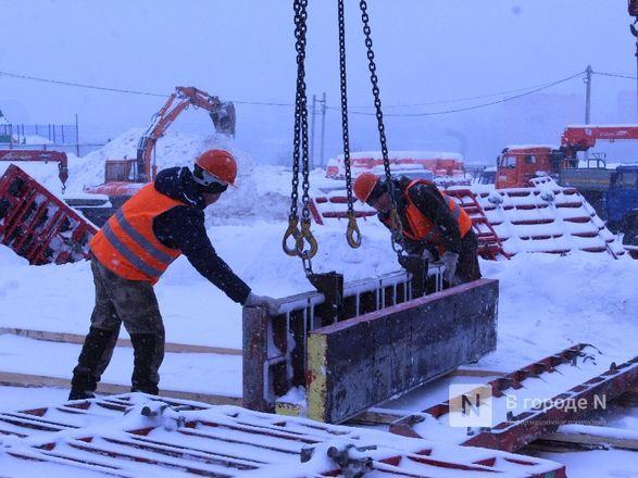 Школа будущего: как идет строительство крупнейшего образовательного центра Нижегородской области - фото 23