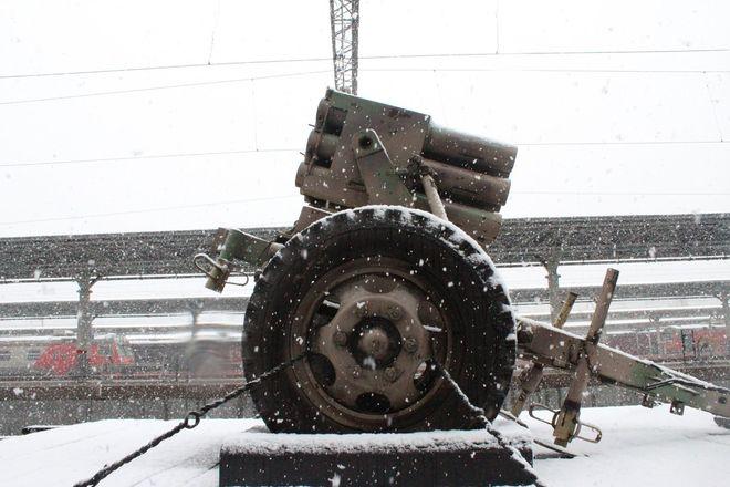 «Сирийский перелом»: уникальная выставка военной техники побывала в Нижнем Новгороде - фото 16