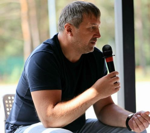 Глава Дзержинска обсудил планы развития города с лидерами молодежных организаций - фото 1