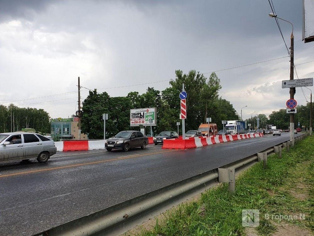 Глеб Никитин назвал дату снятия ограничения движения в Ольгино - фото 1