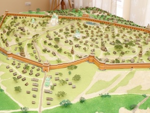 «Царственно поставленный город» показали нижегородцам в выставочном зале «Покровка, 8»