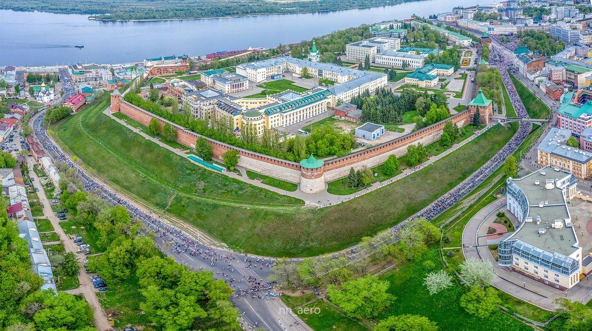 7% россиян предпочитают отдыхать летом в Нижнем Новгороде - фото 1
