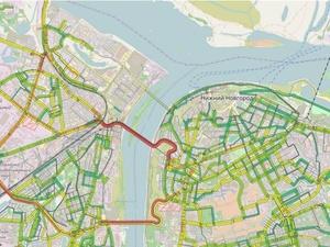Схема движения транспорта изменится в Нижнем Новгороде в период ЧМ-2018 (ФОТО)