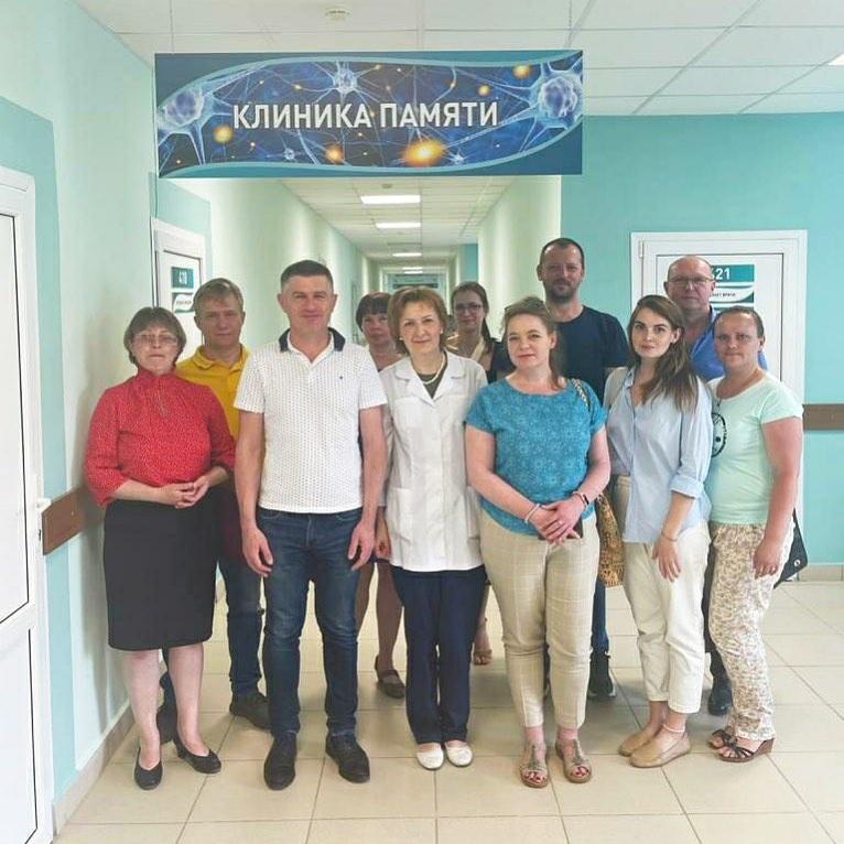 «Клиника памяти» открылась на базе поликлиники № 7 в Нижнем Новгороде - фото 1