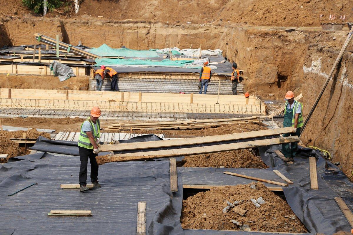 Строительство пристроев к детским садам в Нижнем Новгороде проходит без срывов - фото 1