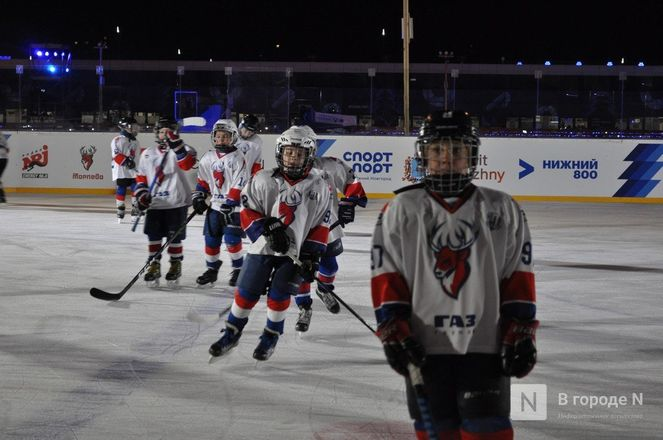 Ирина Слуцкая с ледовым шоу открыла площадку «Спорт Порт» в Нижнем: показываем, как это было - фото 11