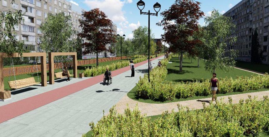33 территории: какие места преобразятся в Нижнем Новгороде в 2020 году - фото 26