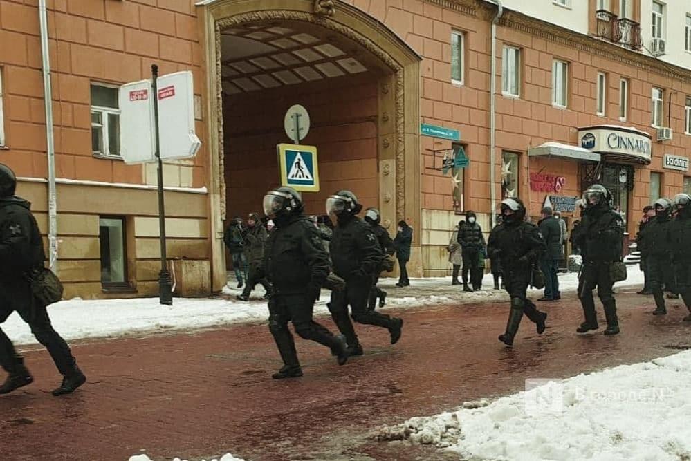 Точка (не)сбора: как прошел второй протестный митинг в Нижнем Новгороде - фото 5