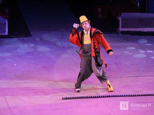 Чудеса «Трансформации» и медвежья кадриль: премьера циркового шоу Гии Эрадзе «БУРЛЕСК» состоялась в Нижнем Новгороде - фото 82