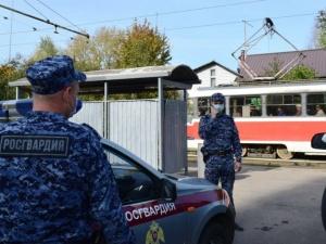 Нижегородские росгвардейцы нашли пропавшую пенсионерку