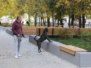 Благоустройство двух скверов в Нижнем Новгороде завершилось с опозданием