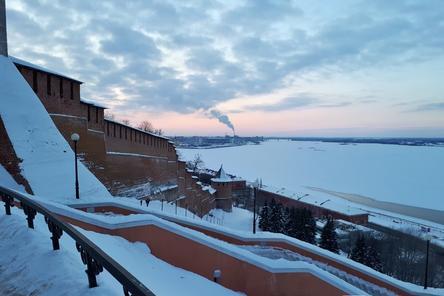 Почти 160 млн рублей выделено на реставрацию Чкаловской лестницы