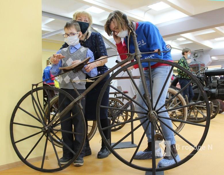 Нижегородский технический музей стал доступен незрячим людям - фото 1