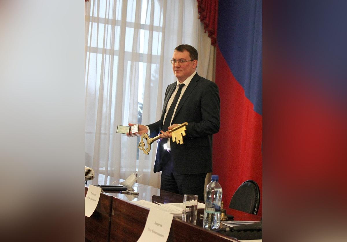 Александр Щелоков вступил в должность мэра Арзамаса - фото 1