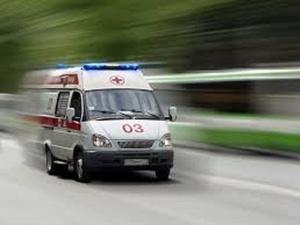 Мужчину госпитализировали после пожара в Московском районе