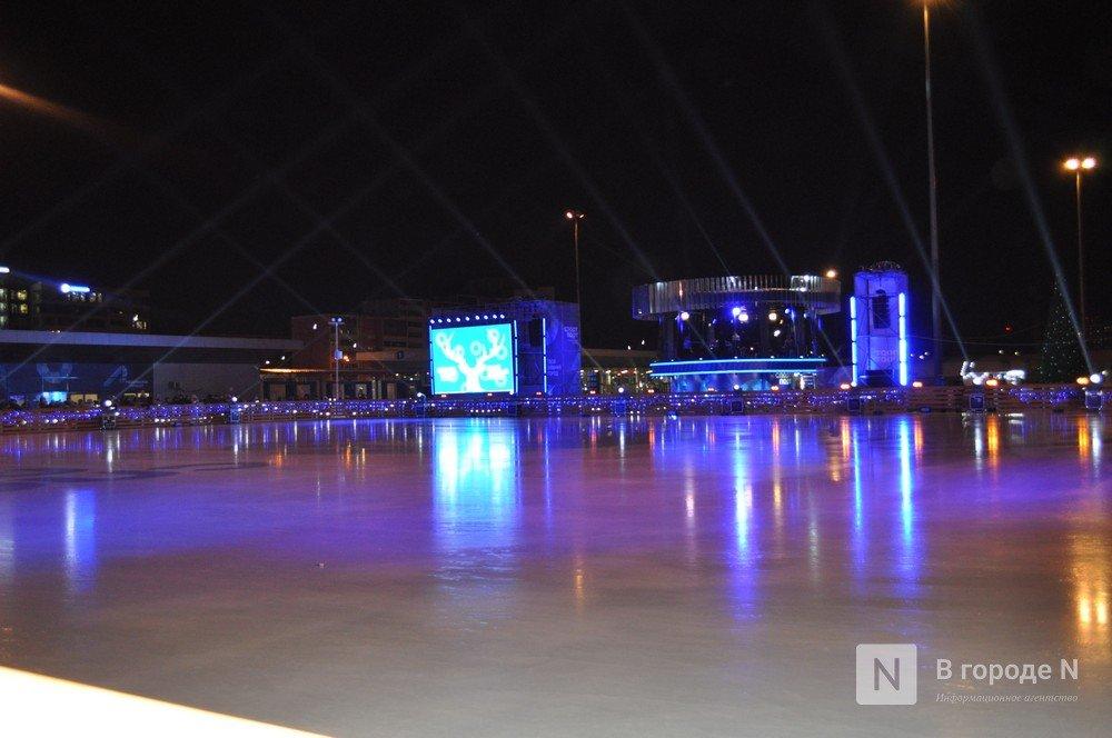 Ирина Слуцкая с ледовым шоу открыла площадку «Спорт Порт» в Нижнем: показываем, как это было - фото 1