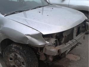 Пьяный водитель протаранил две иномарки в Балахне