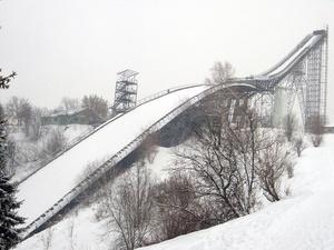 Проект строительства 65-метрового трамплина в Нижнем Новгороде прошел госэкспертизу