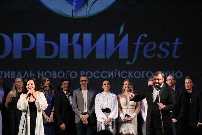 Автографы от звезд и награждение победителей: в Нижнем Новгороде завершился «Горький fest» - фото 20