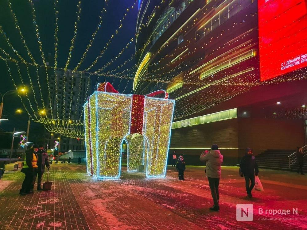 Праздничные уголки: ищем места для атмосферных фото в Нижнем Новгороде - фото 39