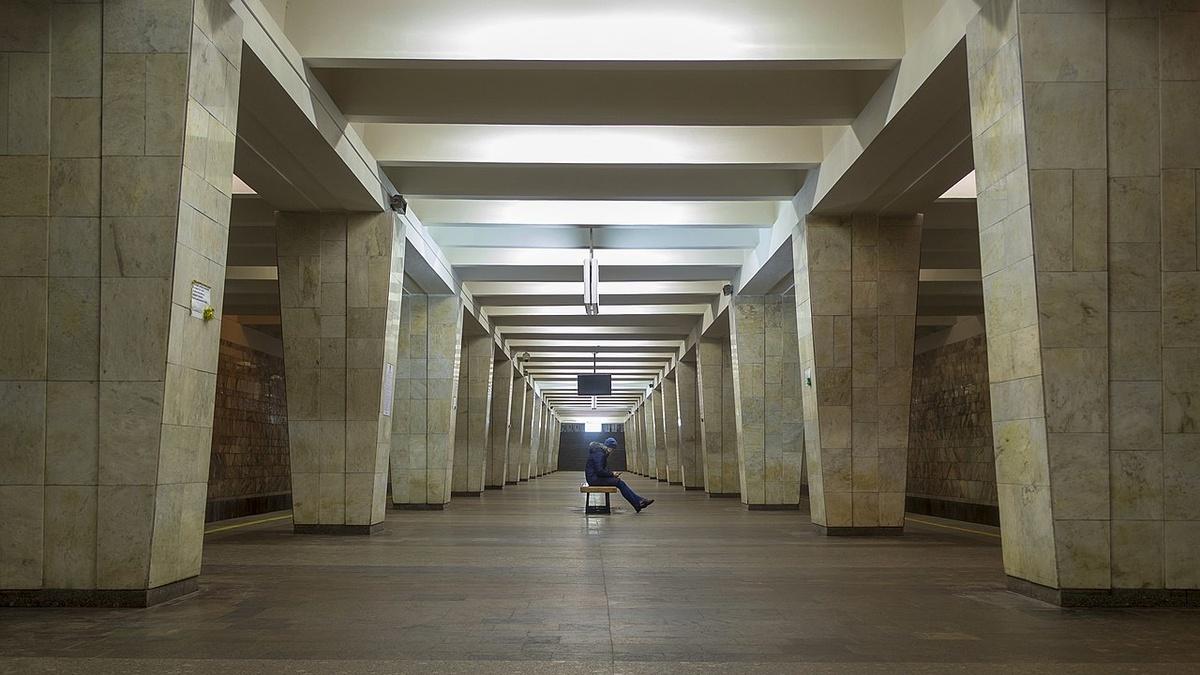 Станция «Двигатель Революции» нижегородской подземки признана одной из самых неуютных в российском метро - фото 1