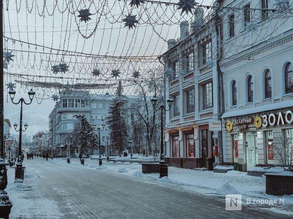Как Нижний Новгород пережил аномально морозные дни  - фото 9
