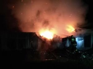 Мужчина погиб в пожаре в Кстовском районе