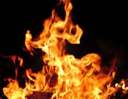 В Заволжье пьяная женщина устроила пожар и отравилась дымом