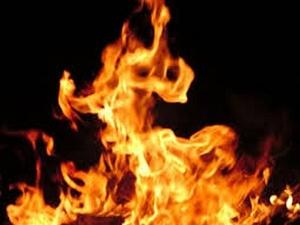В Арзамасе неосторожный курильщик устроил пожар и получил ожоги