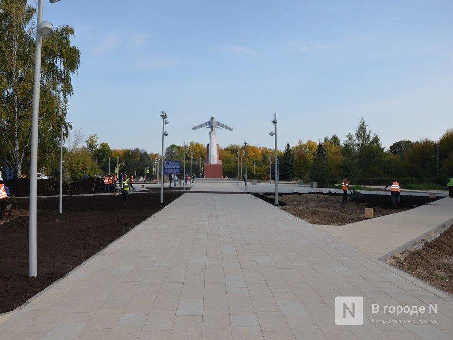 Самый большой сухой фонтан в Нижнем Новгороде откроется на бульваре Авиастроителей - фото 2