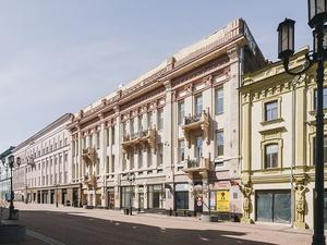 15 млн рублей выделено на реставрацию доходного дома Смирнова на Большой Покровской
