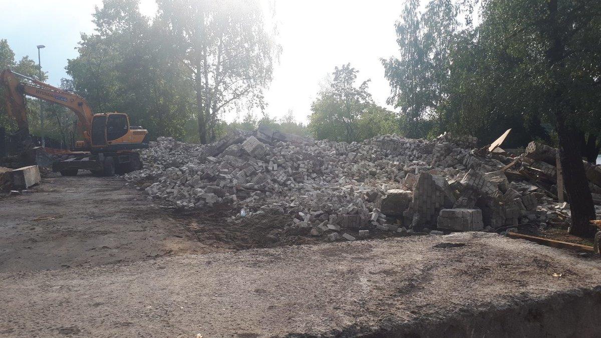 На месте недостроя в Светлоярском парке появится аэросолярий - фото 1