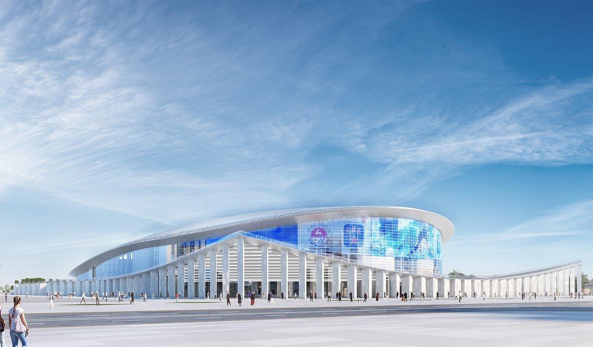 Каким будет ледовый дворец на Стрелке - фото 3
