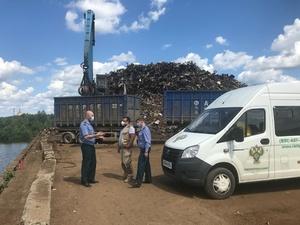 Более чем на полмиллиона рублей оштрафовали нижегородское предприятие за незаконную свалку металлолома