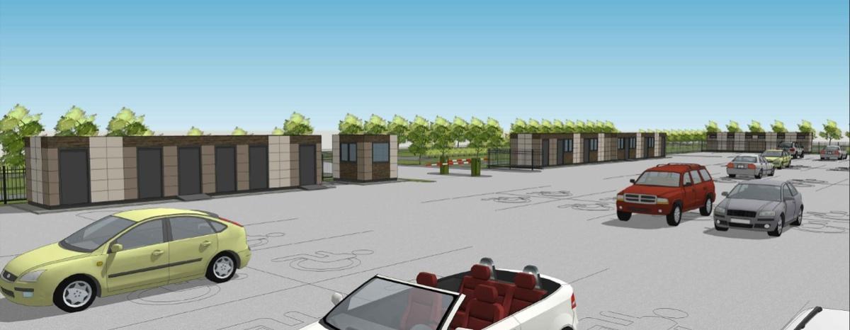 Перехватывающую парковку построят в Дивееве к июлю 2021 года - фото 1