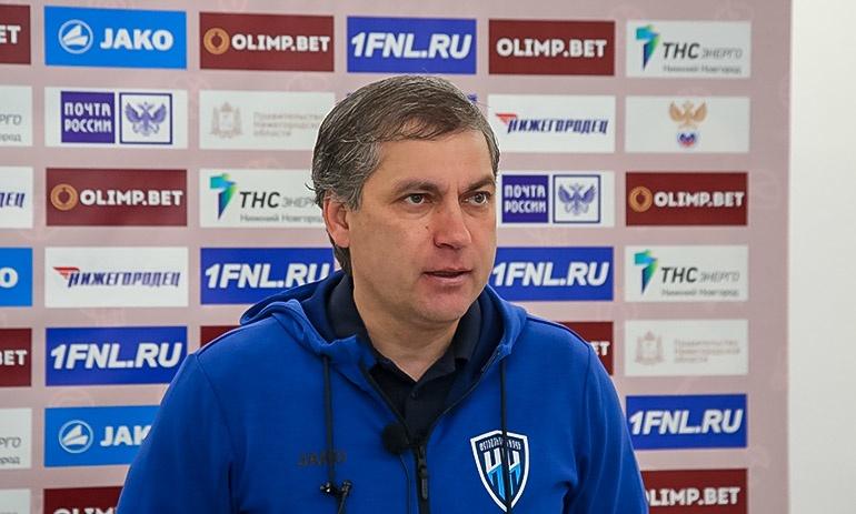Роберт Евдокимов: «Очень обидно терять очки в таком матче, с такой командой» - фото 1