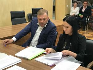Александр Курдюмов первым из всех кандидатов на пост губернатора Нижегородской области подал документы в избирком