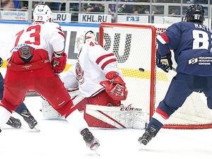 Нижегородские хоккеисты разгромили подмосковных «Витязей» со счетом 6:2