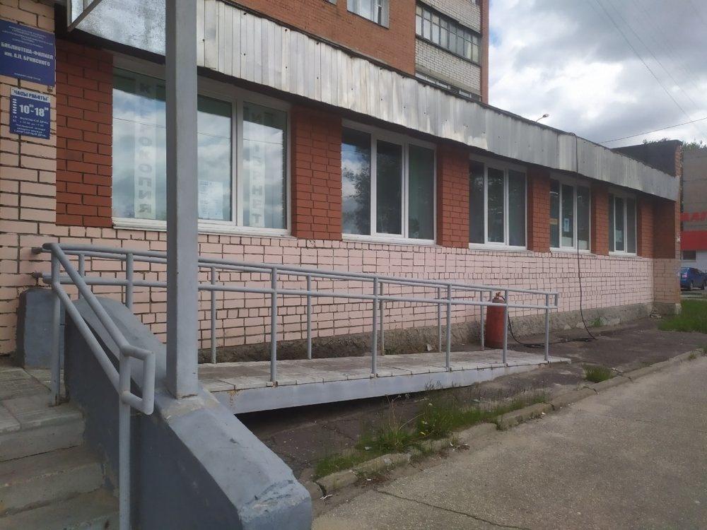Новые крыши получат две сормовские библиотеки - фото 1