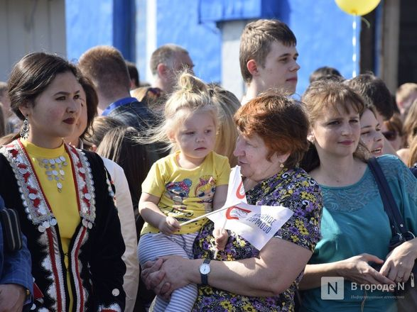 Пятизвездочный плавучий отель спустили на воду в Нижнем Новгороде - фото 11