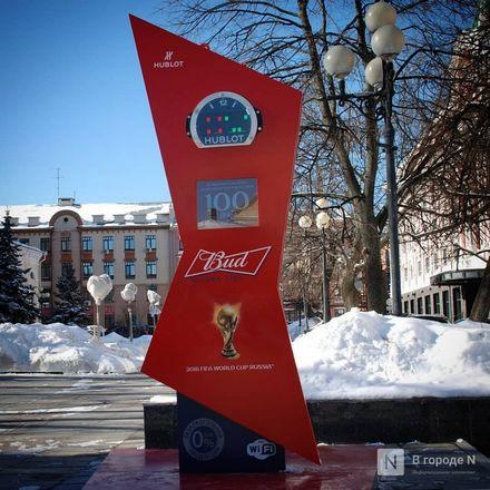 Хранители времени: самые необычные уличные часы Нижнего Новгорода - фото 36