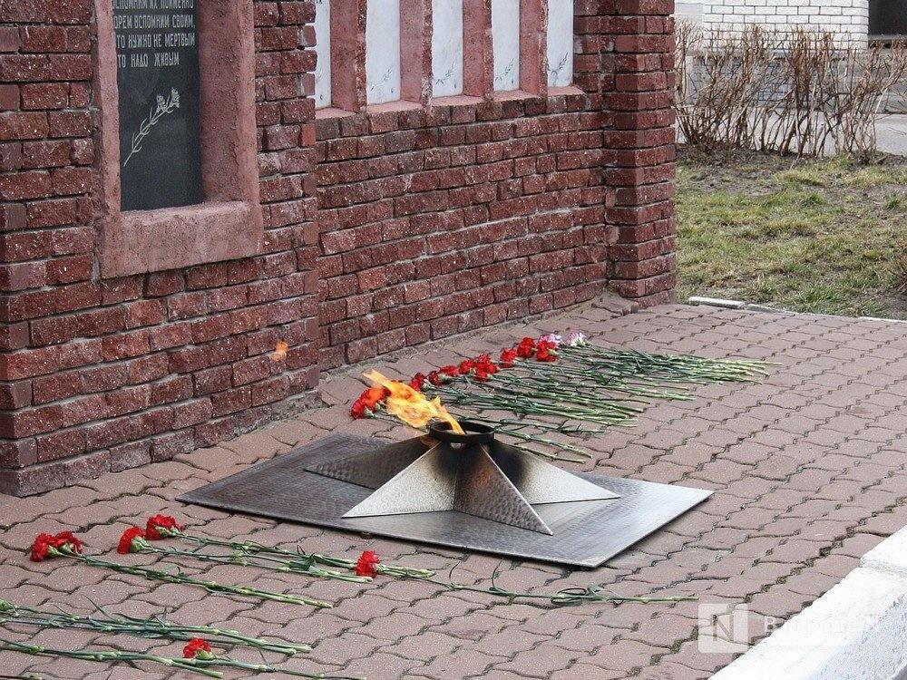 Более 80 памятников отремонтируют в Нижнем Новгороде ко Дню Победы