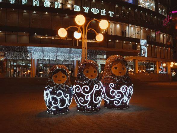 Праздничные уголки: ищем места для атмосферных фото в Нижнем Новгороде - фото 16