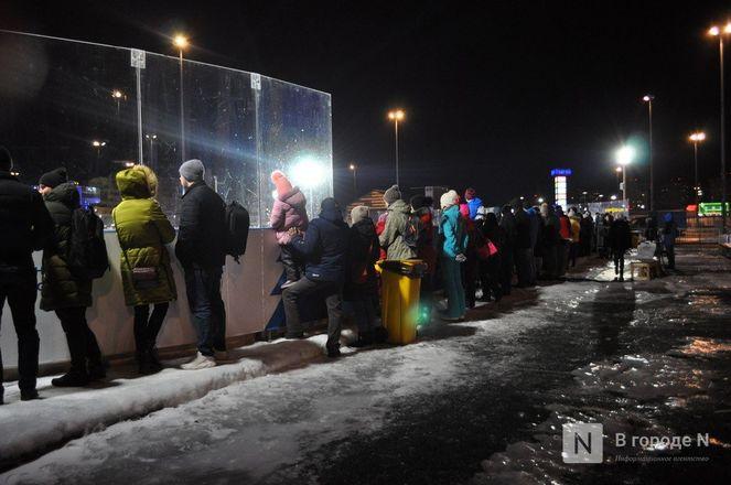 Ирина Слуцкая с ледовым шоу открыла площадку «Спорт Порт» в Нижнем: показываем, как это было - фото 19