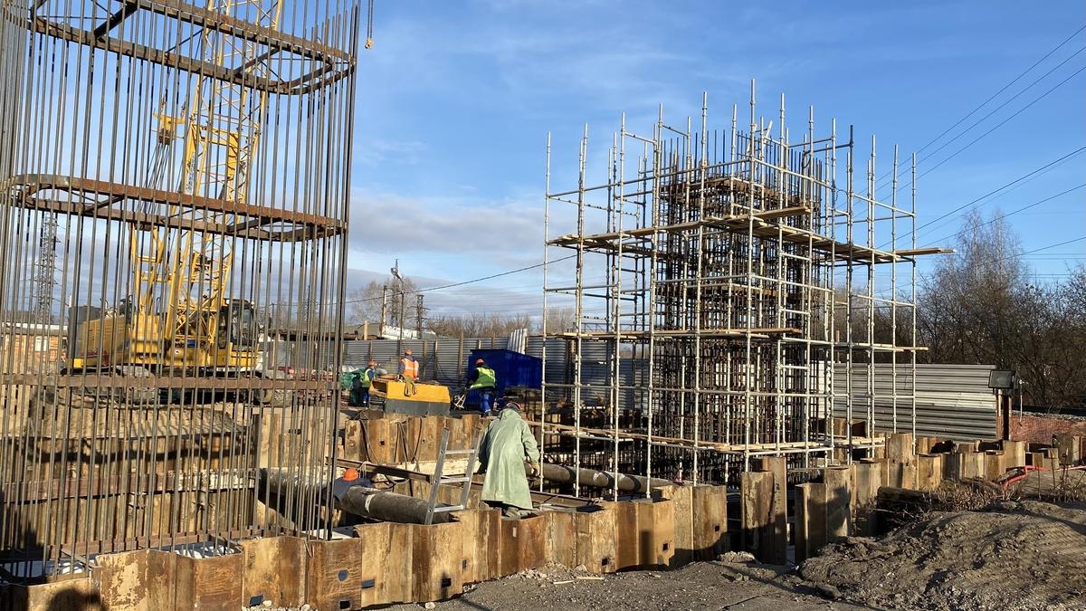 Строительство транспортной развязки в Сормове планируется завершить к концу 2021 года - фото 1