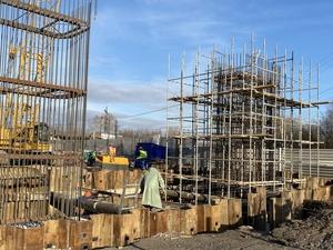 Строительство развязки в Сормове планируется завершить к концу 2021 года