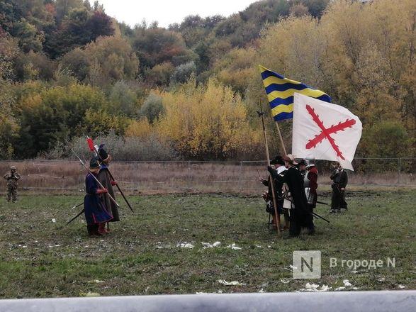 Нижегородцы стали участниками средневекового сражения  - фото 19